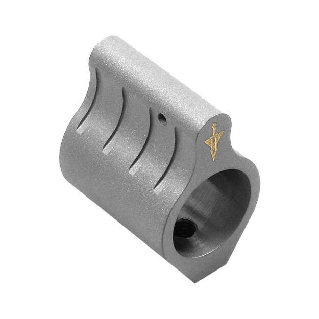 VLTOR Set Screw Gas Block .625 Bore - Stainless