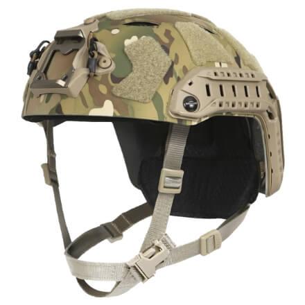 Ops-Core Fast SF Super High Cut Helmet Carbon Composite Large Multicam