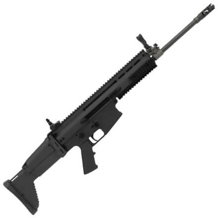 """FN SCAR 17s 7.62mm Rifle w/ 16"""" Barrel - Black"""