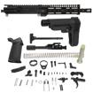 """SBA3 Pistol Build Kit w/ DSG 9"""" 300BLK Duty Series Upper w/ G4 M-LOK Rail"""