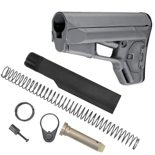 MAGPUL ACS Milspec 7075 Stock Kit - Stealth Grey