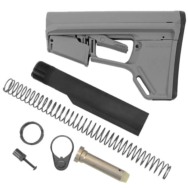 MAGPUL ACS-L Stock Kit Milspec 7075 - Stealth Grey