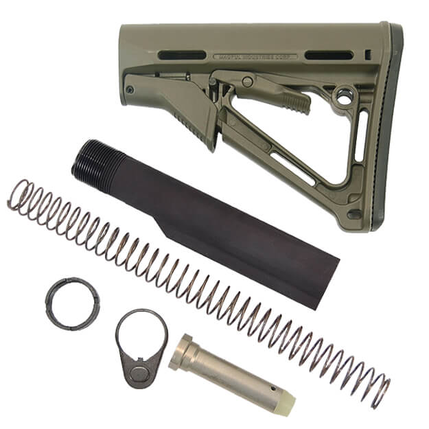 MAGPUL CTR Milspec 7075 Stock Kit - OD Green