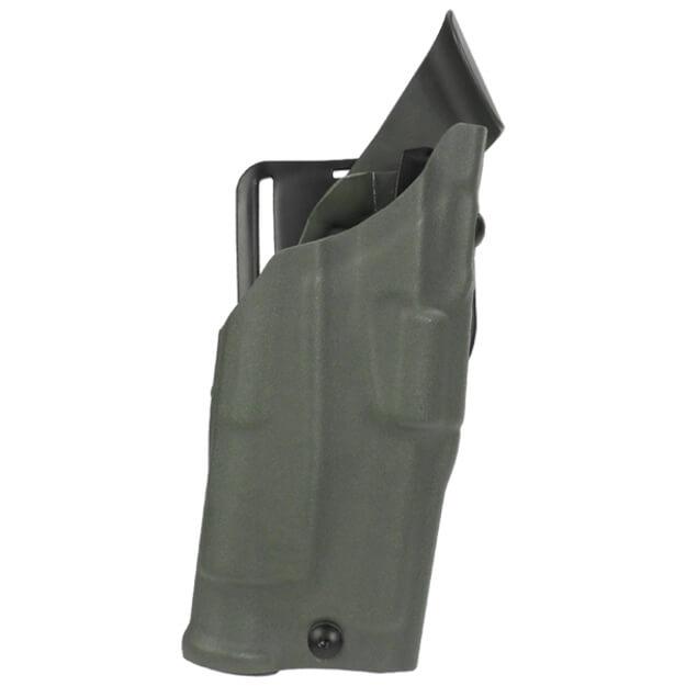 Safariland 6390 ALS MidRide STX Tac OD Green  Glock 17 w/ TLR1