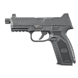 FN 509 Tactical Black w/ 1 17rd and 24rd Magazine