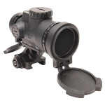 Trijicon 1x25 MRO Patrol 2 MOA Adjustable Red Dot - Full Co-Witness
