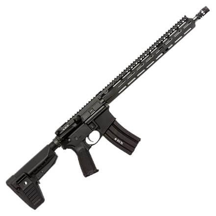 """BCM 16"""" Recce Precision Rifle w/ 15"""" MCMR Rail - Black"""