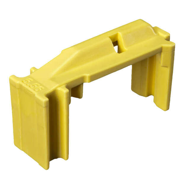 MAGPUL Enhanced 30rd Mag Follower - Yellow