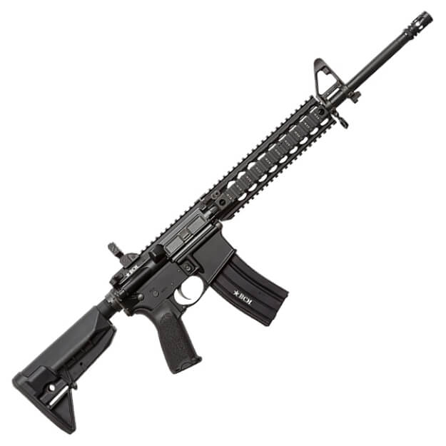 "BCM Mid-Length 16"" 5.56mm Rifle - Mod 2 - Black"