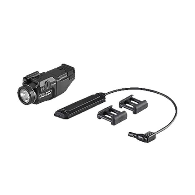 Streamlight TLR RM-1 w/ Tail Cap Switch & Remote Pressure Switch and Key Kit - Black
