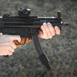 MAGPUL SL Handguard - SP89/MP5K - Black