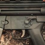 MAGPUL ESK - SL Grip Module & HK Polymer Trigger Housing - Black