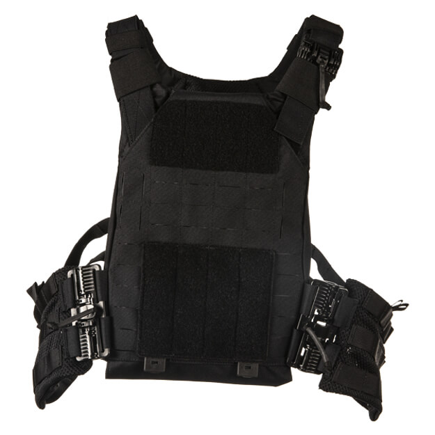 Grey Ghost Gear SMC Plate Carrier Laminate - Black