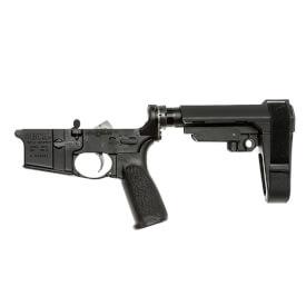 BCM Complete Lower w/ SBA3 Pistol Brace