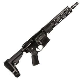 """Geissele Super Duty 10.3"""" 5.56mm Pistol - Luna Black"""