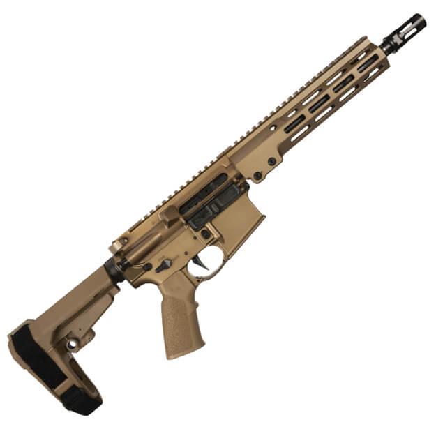 """Geissele Super Duty 10.3"""" 5.56mm Pistol - DDC"""