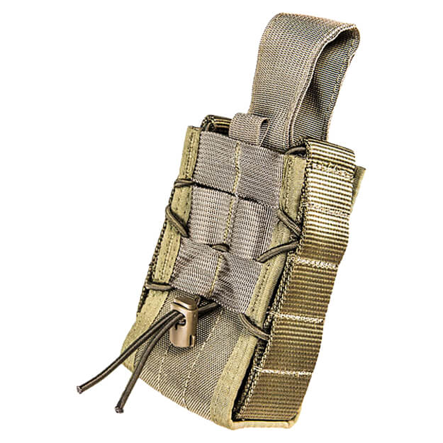 High Speed Gear Stun Gun Taco Molle - Olive Drab Green