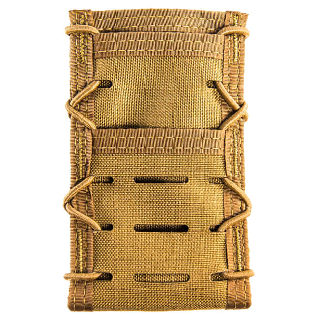 High Speed Gear iTACO / Tech Pouch V2 MOLLE - Small - Coyote Brown
