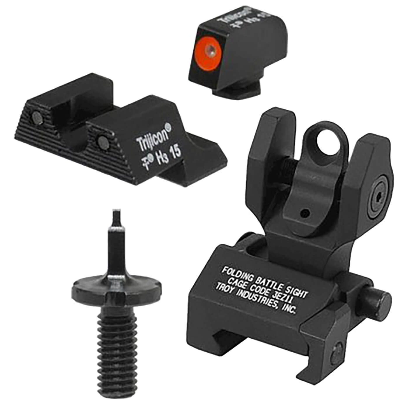 Picture for category Iron Sights