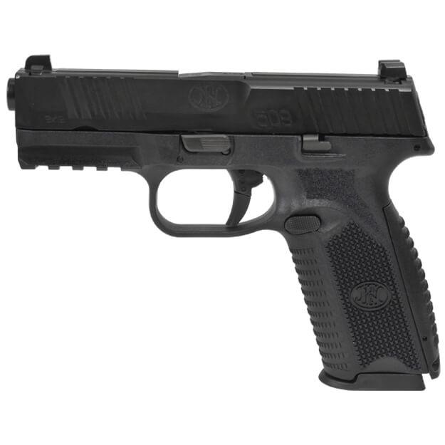 FN 509 - Night Sights 3 17 Round Magazines - Black / Black