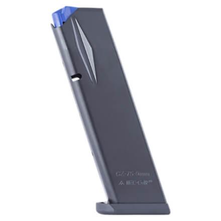 Mec-Gar CZ-75B 9mm 17rd Flush Magazine - Anti-Friction