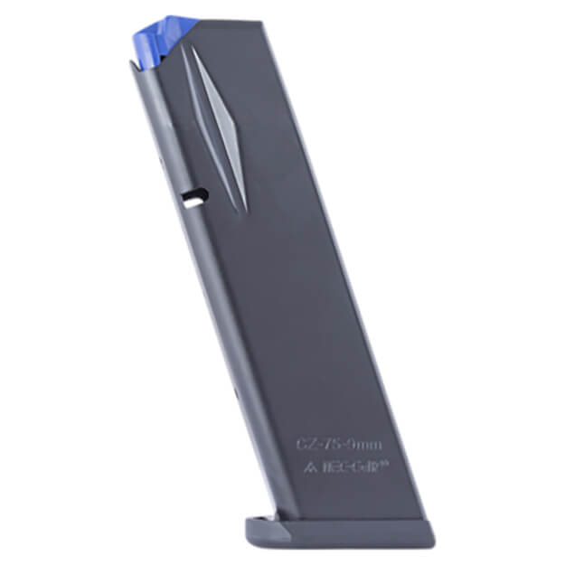 Mec-Gar CZ-75B 9mm 17rd Flush Magazine - Anti-Friction