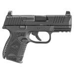 FN 509 Compact MRD Black w/ 1x12rd 1x15rd Magazines