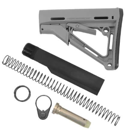 MAGPUL CTR Milspec 7075 Stock Kit - Stealth Grey