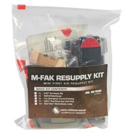 North American Rescue M-FAK Resupply Kit