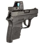 Trijicon RMRcc Pistol Dove Tail Mount for S&W Bodyguard .380