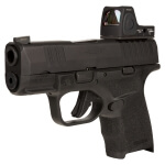 Trijicon RMRcc Pistol Dove Tail Mount for Springfield Hellcat, XDS & Sig Sauer 938