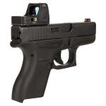 Trijicon RMRcc Pistol Dove Tail Mount for All Glock Pistols