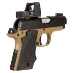 Trijicon RMRcc Pistol Dove Tail Mount for Kimber Micro 9
