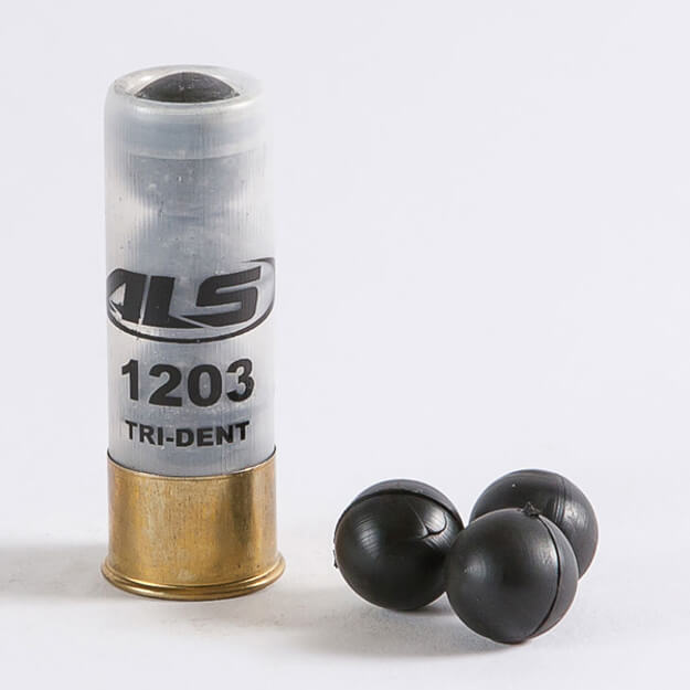Tri-Dent .69 Cal. Rubber Balls (3 Count)