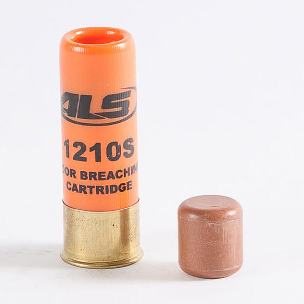 Door Breaching Cartridge (375 Grain Frangible Copper-Tin Slug)