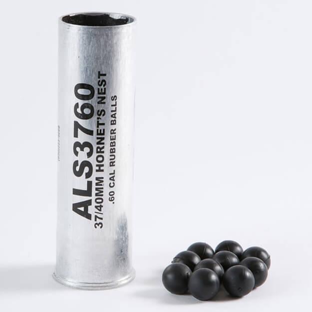 Hornets Nest, .60 Cal. Rubber Balls (21 Count)