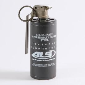 Reloadable Steel Body