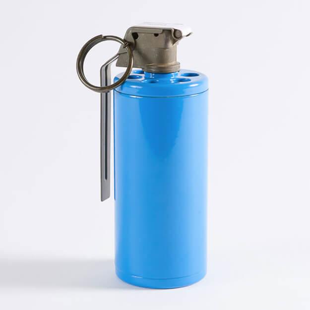 Reloadable Steel Training Body UN Blue