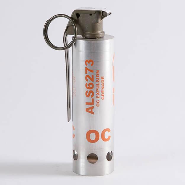 Expulsion Grenade, OC