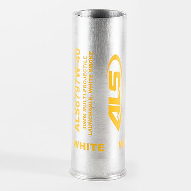 Multi-Projectile Launchable, White Smoke 40