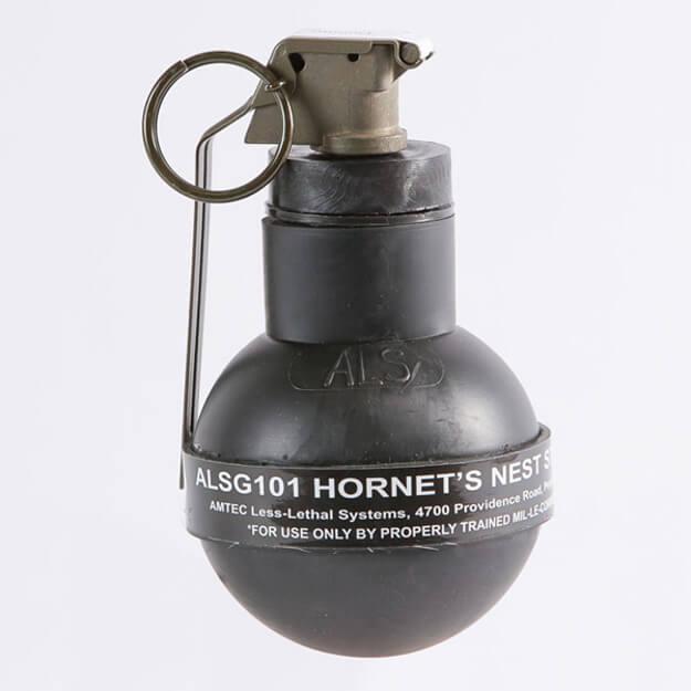 Hornets Nest Sting Grenade, .32 cal. Rubber Balls (180 Count)