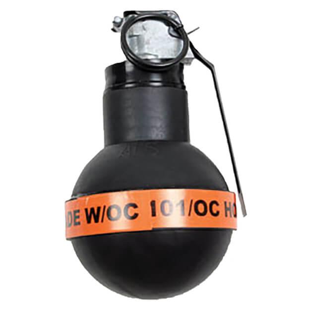 OC Blast Ball Grenade, No Rubber Balls