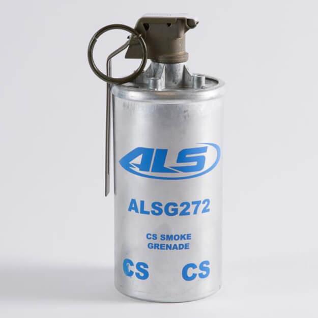 Continuous Discharge Grenade, CS