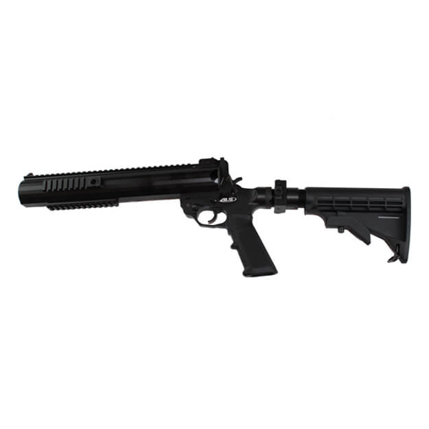 ALS 40mm Single Shot Launcher - Folding Collapsible Stock