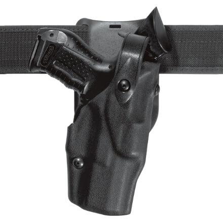 Safariland 6365 Glock 17/22 Holster w/ Light STX PLN LH