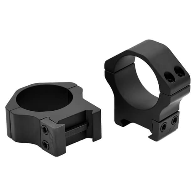 Warne 30mm PA Medium Matte Rings