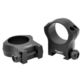 Warne 30mm Mountain Tech High Matte Rings