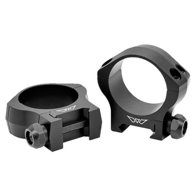 Warne 34mm Mountain Tech Low Matte Rings