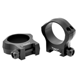 Warne 34mm Mountain Tech Medium Matte Rings