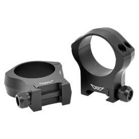 Warne 34mm Mountain Tech High Matte Rings